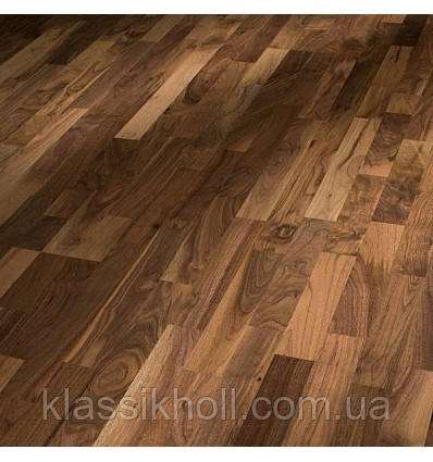 Паркетная доска MEISTER PC 200, American walnut, Орех американский, выразительная текстура, лак 991, фото 2