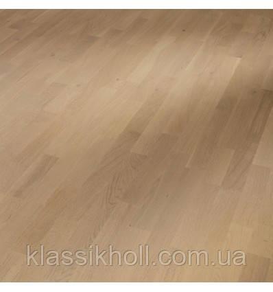 Паркетная доска MEISTER PC 300, Lyed-look oak   brushed, Дуб щелочной, браш., выразительная текстура, лак 8112, фото 2