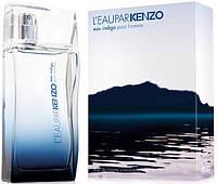 Kenzo L'eau par Kenzo Eau Indigo Pour Homme туалетная вода 100 ml. (Кензо Л'Еау Пар Кензо Еау Индиго Пур Ом), фото 1