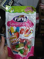 Мармеладные конфеты Fini Savanna Mix , 180 гр