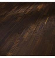 Паркетная доска MEISTER PC 350, Smoked oak | brushed, Дуб закопченный, масло, гармоничная текстура, обработанный щетками 8021