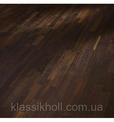 Паркетная доска MEISTER PC 350, Smoked oak | brushed, Дуб закопченный, масло, гармоничная текстура, обработанный щетками 8021, фото 2