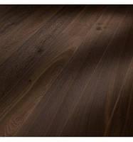 Паркетная доска MEISTER PD 550, Smoked oak | brushed  , Дуб Прокопченый брошир. 8131, V-образные фаски неправильной формы по дли