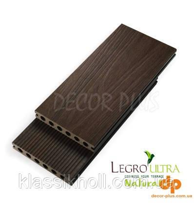 Террасная доска Legro Ultra Naturale Walnut, фото 2