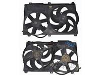 Вентилятор осн радиатора для Fiat Ducato 2002-2006 1305196080 + 1328088080, 46554752, 8240123