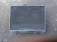 Радиатор двигателя Mitsubishi Pajero Wagon 2004, МКПП, MR404689, MR968285