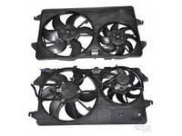 Вентилятор осн радиатора для Ford Connect 2002-2013 1490302, 2T148C607EC, 4540014, 5041292, 7T168C607NA, 7T168C607NB