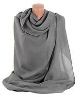 Модная женская шаль Trаum 2494-96, хлопок, 180х130 см, цвет желтый.
