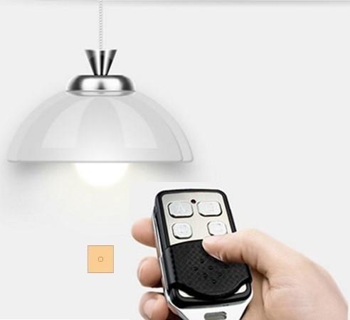 Радиоуправляемые регуляторы света, диммеры