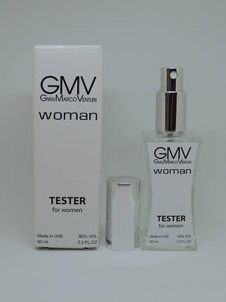 Женские духи Тестер - Gian Marco Venturi Woman de Parfum - 60 мл, фото 2