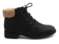 Польские зимние женские ботинки на каждый день