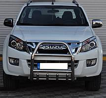 Кенгурятник на Isuzu D-Max (2004-2011) Исузу д макс PRS