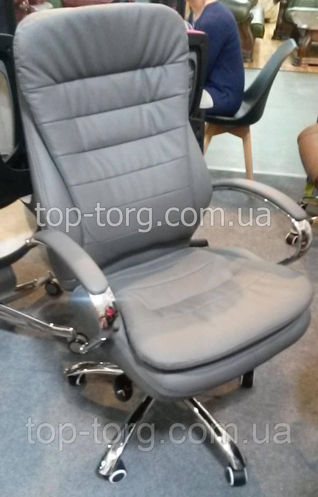 E0499 Крісло керівника Murano gray фото