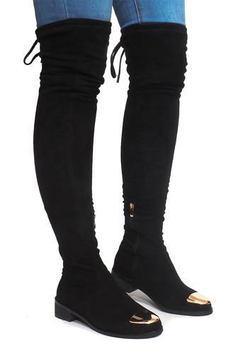 aa4e12206e160 Польские, высокие женские сапоги, чулки размеры 36-40: продажа, цена ...