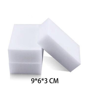 Меланиновые губки 9*6*3 ластик для дома,  для мытья,  очищение 10 штук
