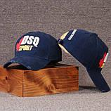 Кепка DSQUARED2. Бейсболки и кепки. Стильные кепки., фото 2