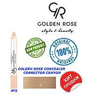 Корректор, консиллер для лица Golden Rose №5