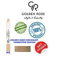 Корректор, консиллер для лица Golden Rose №6
