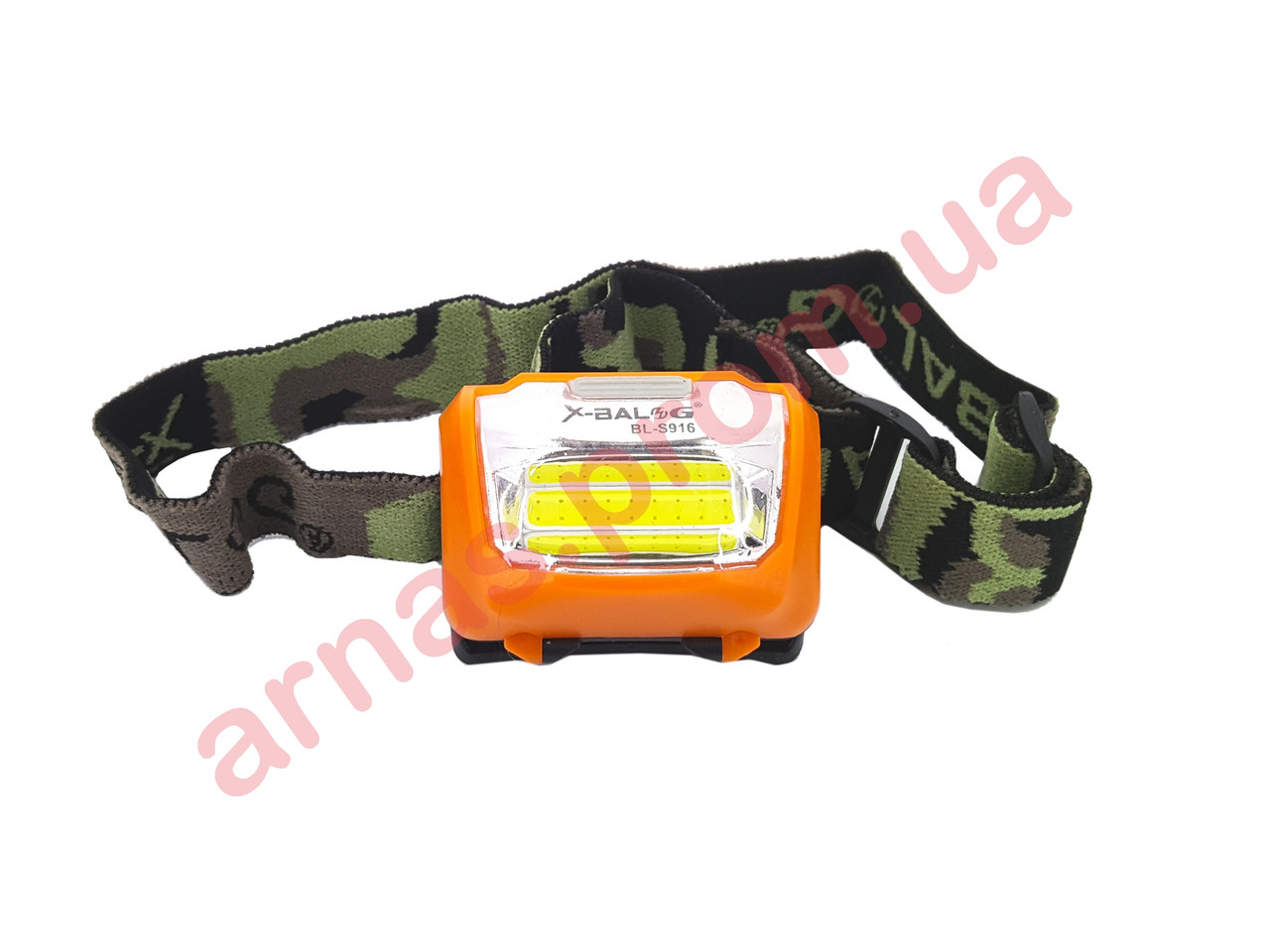 Налобный фонарь Bailong BL-S916 (NF-T835)