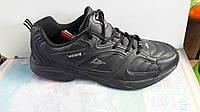 Мужские кожаные кроссовки для великанов 46р-50р