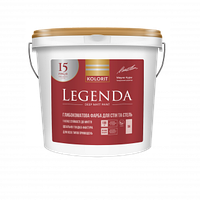 Краска интерьерная латексная Kolorit Legenda A (4.5 л)