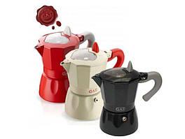 Гейзерная кофеварка на 1 чашку ROSSANA GAT (103101)
