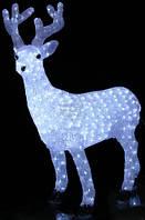 Декоративная фигура LED Олень акриловый 420 ламп 117 см