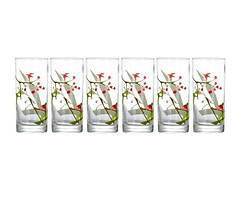 Набор Luminarc AMSTERDAM BEATITUDE 270X6 стаканов высоких (N3563)