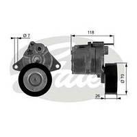 GATES  Натяжитель ремня MB Sprinter/Vito CDI OM611/612/646