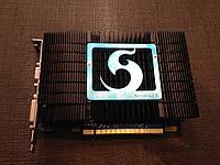 ВИДЕОКАРТА Pci-E GEFORCE 8600 GT на 512 MB DDR2 с ГАРАНТИЕЙ ( видеоадаптер 8600GT 512mb  )