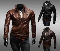 Покраска кожаной куртки