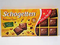 Шоколад Schogetten Roasted Corn 100г, фото 1