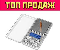 Портативные ювелирные электронные весы МН-200