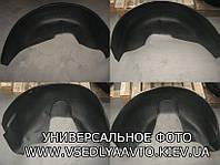 """Подкрылки задние на ВАЗ 1118/Калина """"MEGA LOCKER"""""""