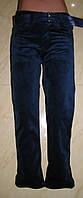 Вельветы стильные от 8 до 12лет цвет джинс