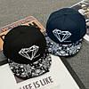 Кепка снепбек Diamond (Диамант) с прямым козырьком, Унисекс