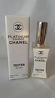 Мужские духи Тестер Chanel Egoiste Platinum (edp 60ml)