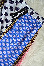 Новая макси юбка с боковыми разрезами Boohoo, фото 3