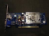 ВИДЕОКАРТА Pci-E ASUS Nvdia GeForce 7300 LE на 256 MB TC (64 MB) с ГАРАНТИЕЙ ( видеоадаптер 7300le 256mb  )