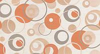 Обои бумажные Шарм Аврора  109-10  бежево-оранжевые