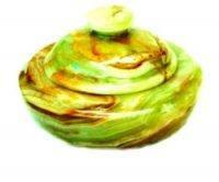 Шкатулка груша из оникса