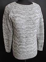 Женские вязанные кофты рукав реглан, фото 1