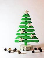 """Новогодняя деревянная елка """"Старс"""""""