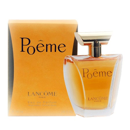 Lancome Poeme парфюмированная вода 100 ml. (Ланком Поэма)