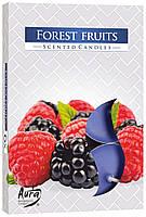 """Свечи ароматизированные чайные """" Лесные ягоды """""""