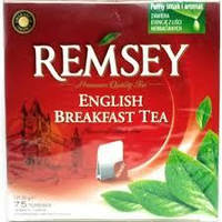 Чай Remsey English Breakfest Tea