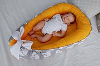 Позиционер для новорожденного Лисички