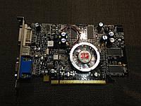 ВИДЕОКАРТА Pci-E  Radeon X600 PRO на 256 MB с ГАРАНТИЕЙ ( видеоадаптер x600 256mb 128bit )