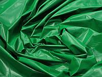 Плащевая ткань лаке зеленая