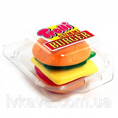 Желейные конфеты Trolli Gummi Burger  , 50 гр, фото 2